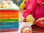 kolorowego i słodkiego dzionka urodzinowego