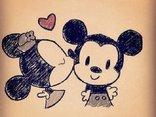 Kuss für Sie!
