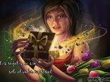 Los regalos no son sólo el valor material