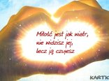 Miłość jest jak wiatr...