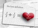 Najkrótsza definicja miłości