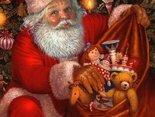 Niech Mikołaj przyniesie Ci pełen worek szczęścia i pociechy dla serca!