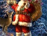 Niech św.Mikołaj przyniesie Ci pełen worek szczęścia i pociechy dla serca!
