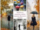 Niech tęcza uśmiechu i radości rozproszy deszczowe szarości