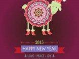 Niech ten rok będzie szczęśliwy -miły roczek Nowy... Niech pomyślny będzie w życiu -wesoły i zdrowy !!!