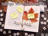 październikowe pozdrowienia dla scrabblistów