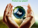 Protect our planet!