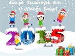 Samych radosnych dni w Nowym Roku!
