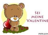 Sei meine Valentine