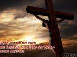 Siehe, ich bin bei euch  alle Tage bis zum Ende der Welt. -  Jesus Christus