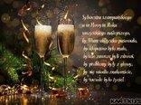 Szampańskiego Sylwestra i wszystkiego co najlepsze w Nowym Roku!
