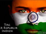 Tag der Republik Indien