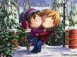 ti mando il più dolce bacio