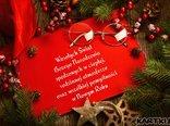 Wesołych Świąt Bożego Narodzenia oraz wszelkiej pomyślności w Nowym Roku