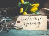 Wiosna jest juz z nami !!!