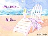 zaproszenie na plażę