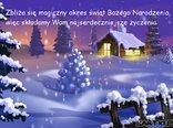 Zbliża się magiczny okres świąt Bożego Narodzenia