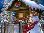 Zdrowych, pogodnych i radosnych Świąt!