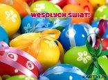 Zdrowych, wesołych i kolorowych Świąt!