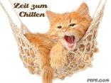 Zeit zum Chillen