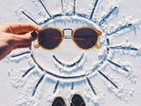 zimowe pozdrowienia i słoneczko dla Ciebie