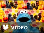 Cookie Monsters Birthday Song