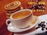 kawa z ciastkiem?