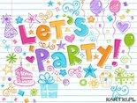 Wpadnij na imprezkę urodzinową!