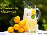 Wpadnij  na szklaneczkę  świeżego soku