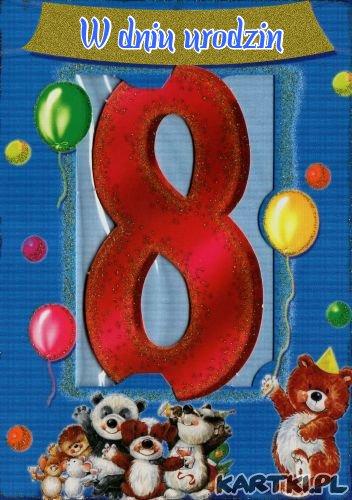 8 Urodziny