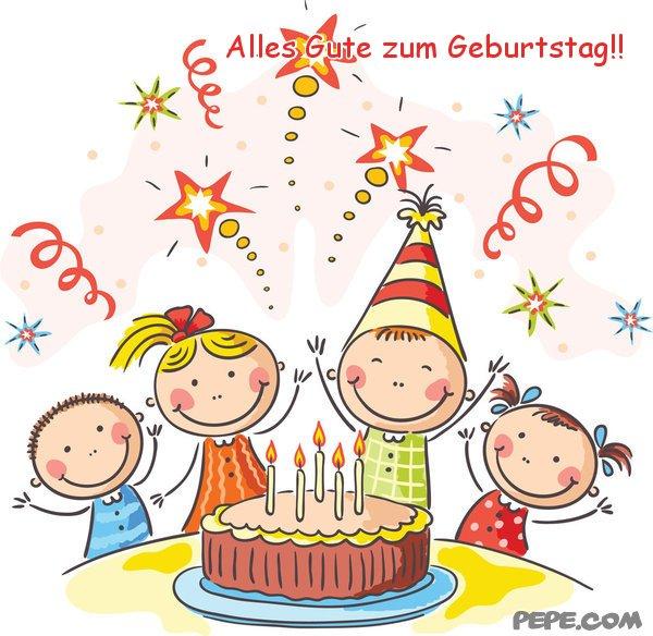 Alles Gute Zum Geburtstag Kind Geburtstag