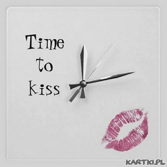 Czas na buziaka