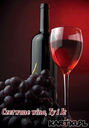 Czerwone wino, Ty i Ja