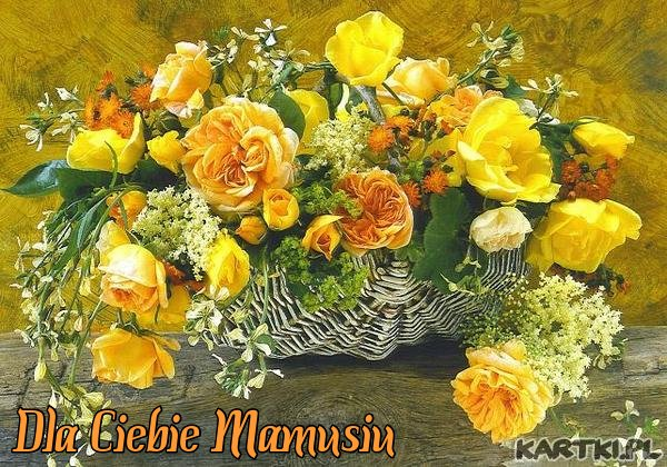 Dla Ciebie Mamo !