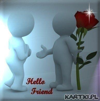 dla przyjaciela