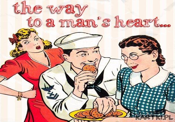 Droga do serca Mężczyzny ;-)