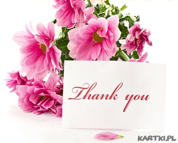 Dziękuję Ci pięknie