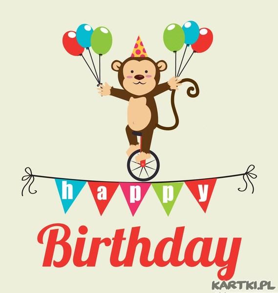 Dziś są Twoje Urodzinki