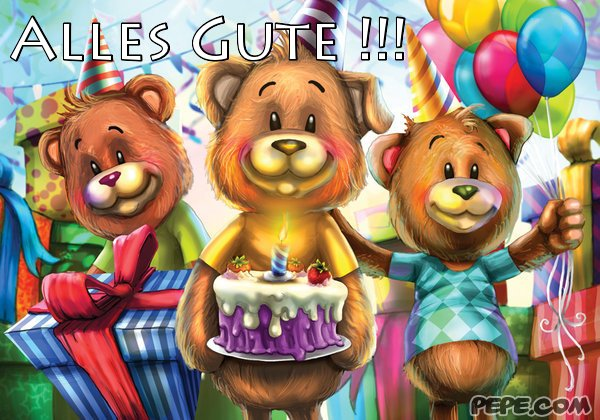 Geburtstag Karten Zum Ausdrucken