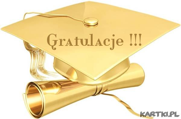 Gratulacje!