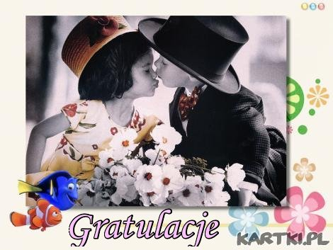 Gratulacje z okazji zaręczyn