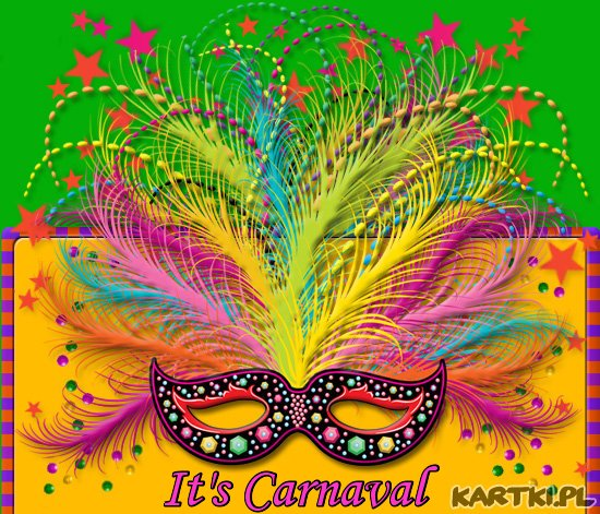 It's Carnaval
