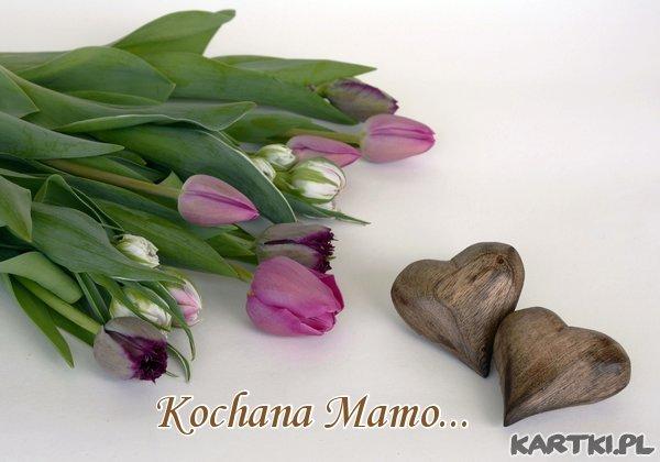 Kwiatuszki i Serduszko dla Ciebie