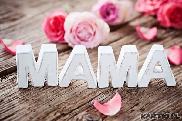 MAMA - najpiękniejsze słowo świata