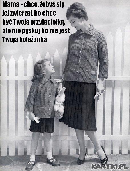 Mama przyjaciolka