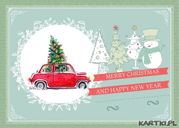 Merry Christmas and Happ7y New Year
