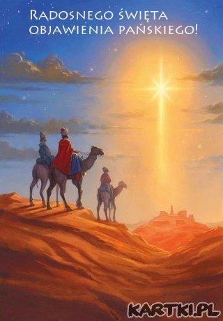 Mieć taką wiarę jak Trzej Królowie ,widzieć codziennie gwiazdę przed sobą, swój cel wędrówki zdążać wytrwale i znaleźć w końcu Światłość przedwieczną...
