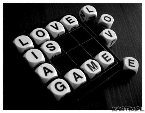 Milosc to ryzykowna gra
