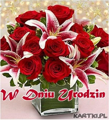 najpiękniejsze życzenia i kwiaty dla ciebie kartki pl