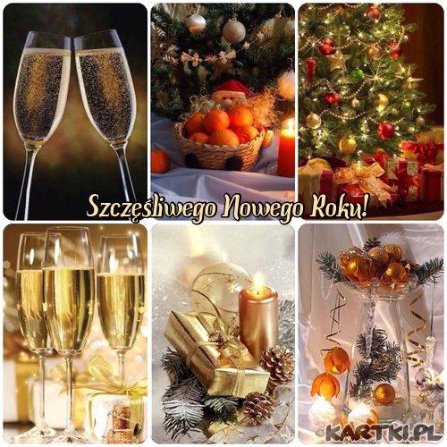 Noworoczne pozdrowienia i najlepsze życzenia!